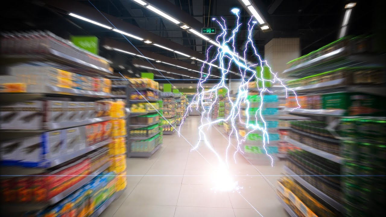 & Woman Struck By Lightning IN GROCERY STORE - YouTube azcodes.com