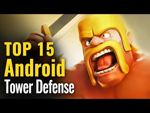Top 15 Android Tower Defense Games Of All Time