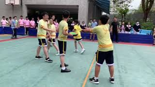 Publication Date: 2018-10-23 | Video Title: 2018-2019初級組社際躲避盤比賽(黃社)-香港中國婦女