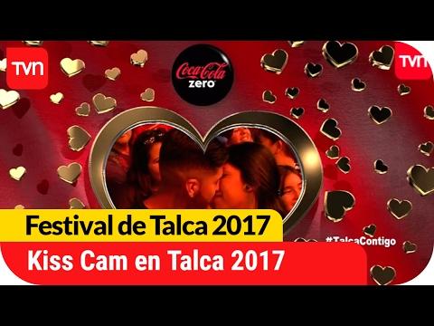Kiss Cam: Así se vivió el amor en Talca | Festival  de Talca 2017