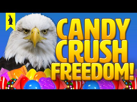 Will Candy Crush Set You Free? – 8-Bit Philosophy