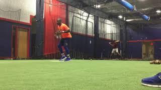 Mike Howard Baseball workout/highlights