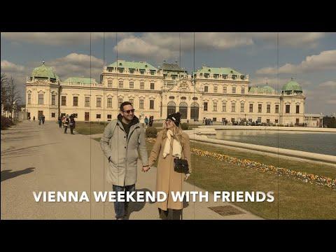 Weekend in Vienna, Austria, with friends, πολύ πριν την καραντίνα.