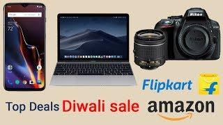 Amazon Flipkart Diwali Sale: Top smartphones, laptops and cameras to buy | India Today Tech