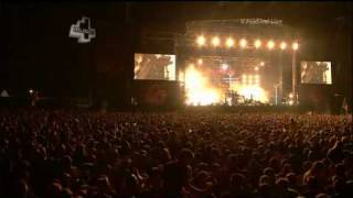 THE PRODIGY - SPITFIRE & FIRESTARTER @ V FESTIVAL 2008