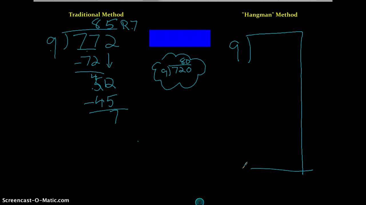 Math Division - Lessons - Tes Teach