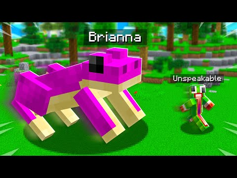 How to Prank UNSPEAKABLE as a Mob in Minecraft!