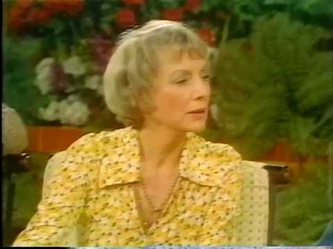 Evelyn Keyes, Truman Capote--1977 TV Interview
