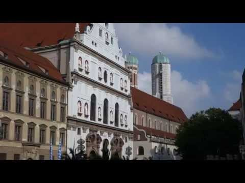 Tour of Munich, Germany - October 2014 - Marienplatz, Frauenkirche, Hofbräuhaus, and more!