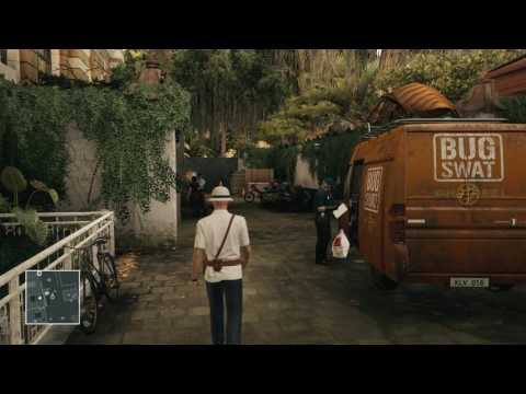 Hitman 2016 How To Reliably Delete Security Footage In Bangkok