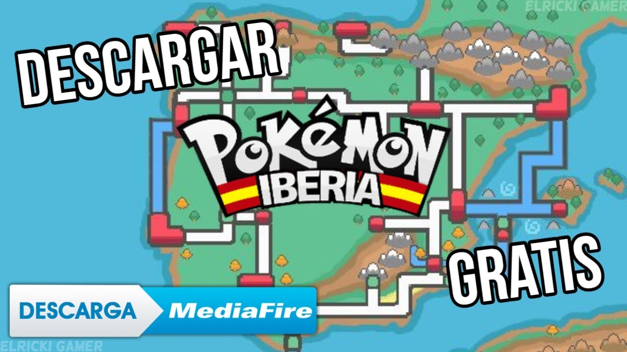 TUTORIAL – Como Descargar Pokémon Iberia // M…