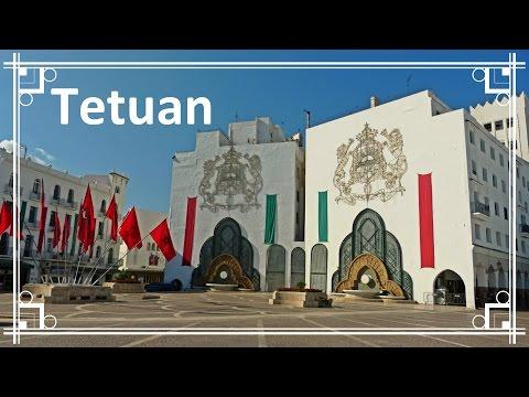 Tetuan/ Tetouan: la Paloma Blanca | 4# Marruecos / Maroc / Morocco