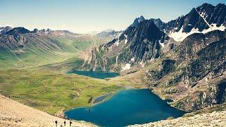Kashmir Great Lakes - The Most Beautiful Trek in India
