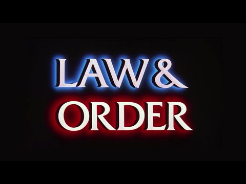 Studio Tour of the Law & Order sets with Jerry Orbach