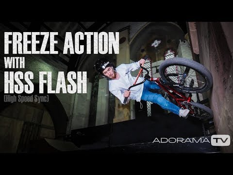 Freeze Action with HSS Flash: Take and Make Great Photography with Gavin Hoey