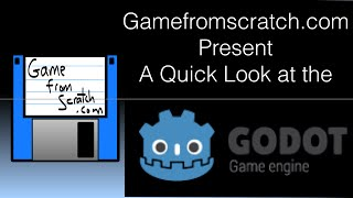 A Quick Look at the Godot Game Engine