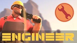 Обзор на Инженера | Team Fortress 2
