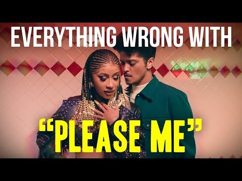 Everything Wrong With Cardi B & Bruno Mars -