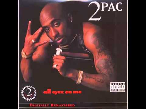 Tupac - All Eyez On Me (Vinyl Rip, Full Album)