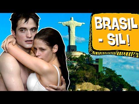 12 Filmes GRINGOS com CENAS no BRASIL! 🇧🇷 🇧🇷