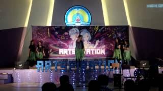 PENSI SMAK YSKI 2016 - MBOH DANCER (Dance)