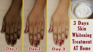 3 Day Fairness Challenge|Get milky white fair skin in just 3 days|100% natural n effective treatment