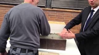 видео Ступени с капиносом из керамогранита (фото)