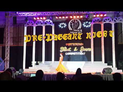 MUTYA NG TUKURAN 2017 PRE-PAGEANT NIGHT (GOWN COMPETITION)