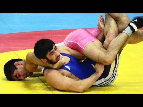 Freestyle Wrestling 74kg - Uzbekistan vs Kazakhstan