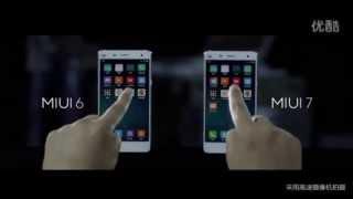 MIUI 7 vs MIUI 6: performance demo video