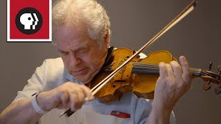 Itzhak Perlman Plays Theme From Schindler's List