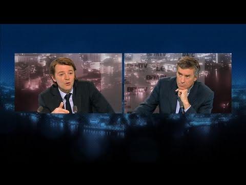BFMTV 2012 - François Baroin face à Jérôme Cahuzac