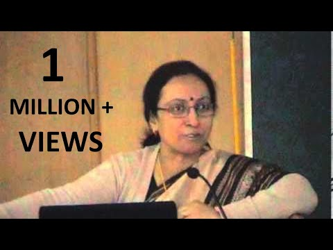 "Prof.Sumita Roy at IITK-""Workshop on Leadership and Soft Skills- Part 1"""
