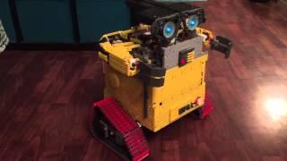 WALL-E7 TRANSFORMING LEGO® MINDSTORMS® EV3 ROBOT
