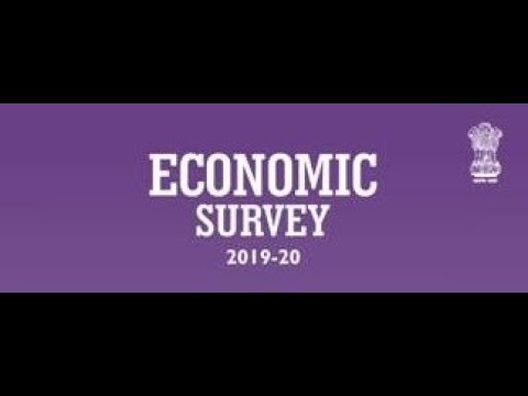 FM Nirmala Sitharaman presents Economic Survey 2019-20