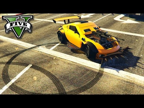 GTA V Online: NOVO CARRO DE DRIFT 370z de $5,000,000!!! TUNADO