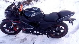 Мотоцикл FALCON в ремонт