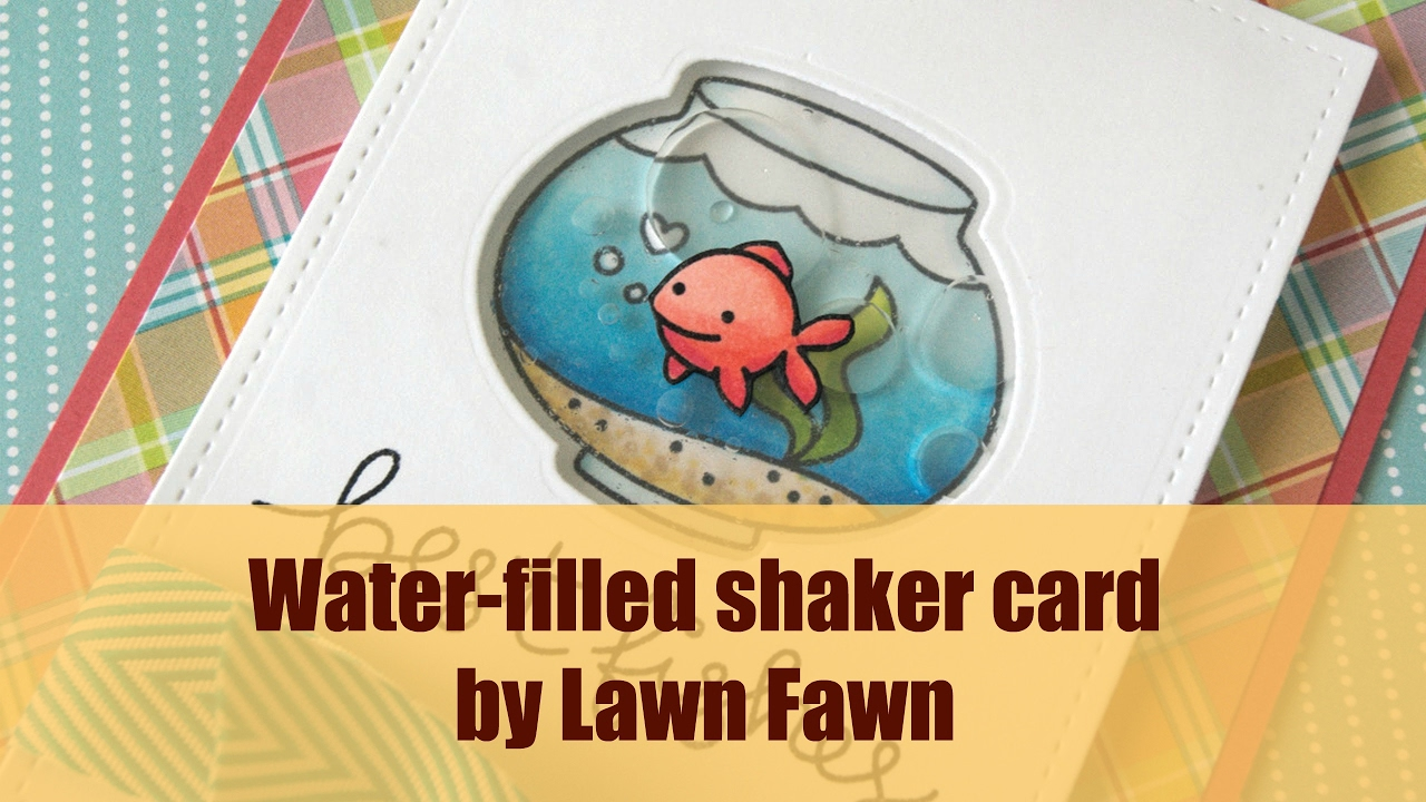 how to make a water card