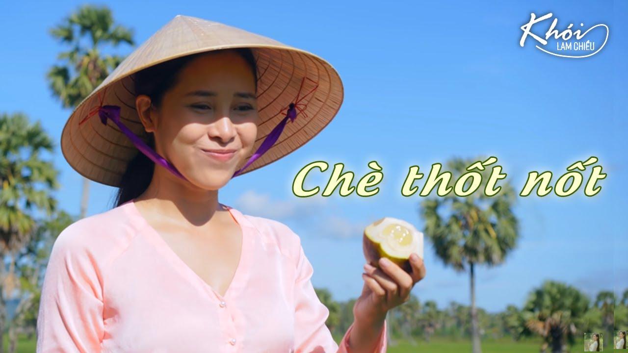 Làm đường nấu chè thốt nốt ngọt vị miền tây - Khói Lam Chiều #36 |Made dessert from sugar palm seeds