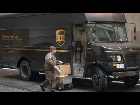 UPS To Pay Seasonal Workers Between $14 And $30 An Hour