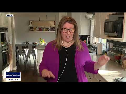 Culinary Art Therapy, Julie Ohana, Therapist talks with FOX 2 Detroit