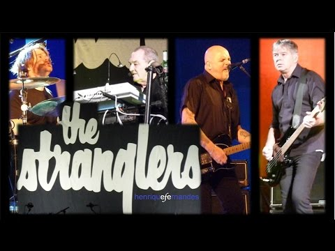 The Stranglers - live in Beja Portugal 2016