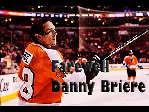 Danny Briere Tribute | Philadelphia Flyers