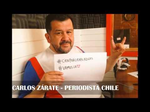 HINCHAS FAMOSOS DE LA UNIVERSIDAD DE CHILE (COPROBADOS)