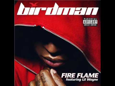 Birdman Ft Lil-Wayne - Fire Flame (Instrumental) + [HQ] Download