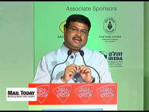 Mail Today Third Energy Conclave 2016 With Piyush Goyal
