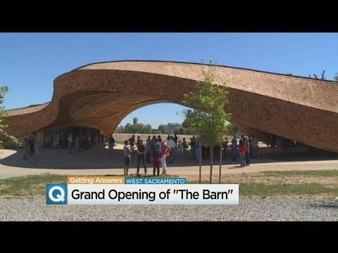 Grand Opening Held For The Barn In West Sacramento