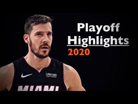 Goran Dragic Highlights | 2020 Playoffs