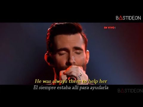 Maroon 5 - She Will Be Loved (Sub Español + Lyrics)