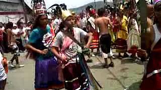 corrida de judíos en Coatzintla Veracruz